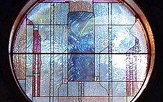 Contempo Circle Window No. 1 | Concord . Massachusetts