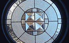 Contempo Circle Window No. 2 | Concord . Massachusetts