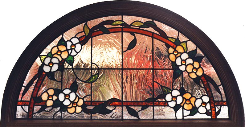 stained art glass for andersen windows giving homes character