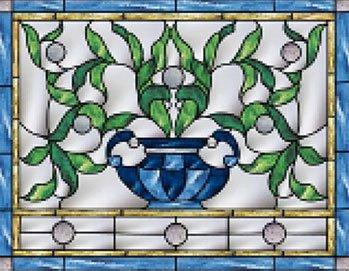 Jeweled Vase