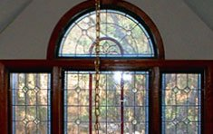 Palladian Window No. 101  |  Newton . Massachusetts