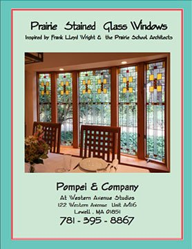 Prairie School Windows Catalogue