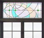 Transom Window Inserts