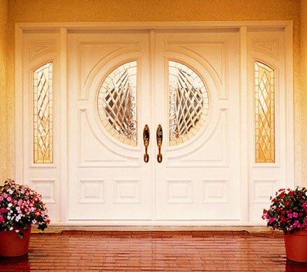 250C Double Door Entry