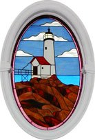 Arched Top Window