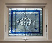 Andersen Stained Glass Awning Window Inserts