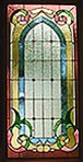 Andersen Stained Glass Fixed Window Inserts