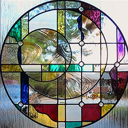 Custom Stained Glass Windows Making Homes Disctinctive